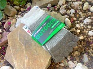 Injinji Socks - Hiking Gear Review