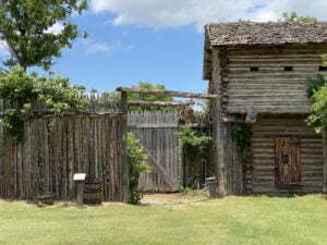 Old Fort Parker Historic Site