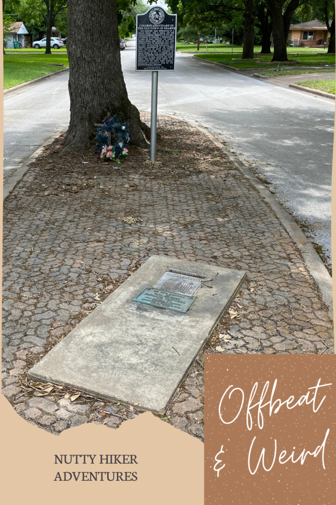 Offbeat & Weird: The story behind the grave in the middle of the road.