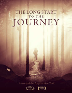 Hiking movies: cover for The Long Start to the Journey