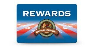 Commissary Rewards Card