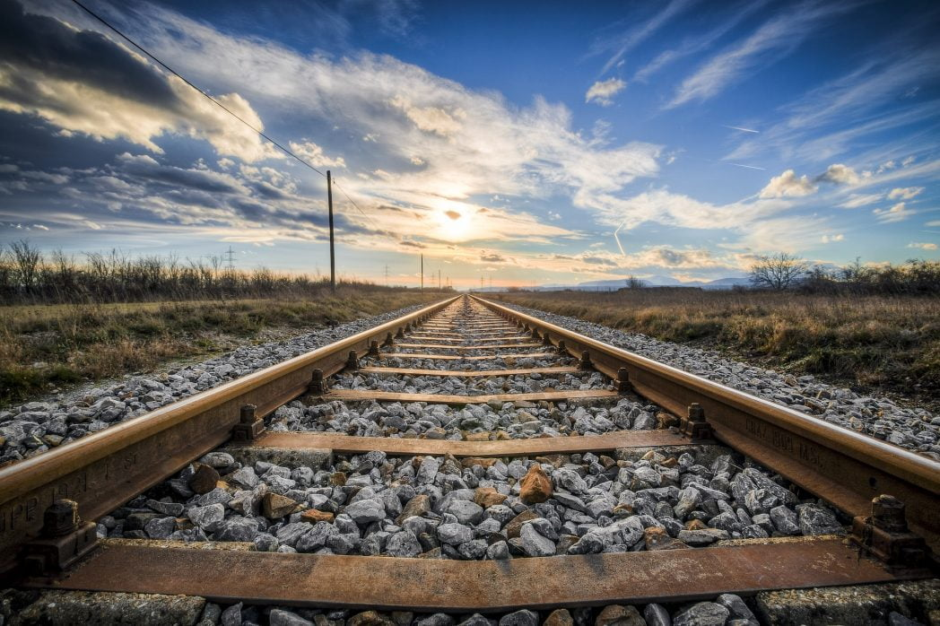 Taking pictures on railroad tracks, go to jail or die