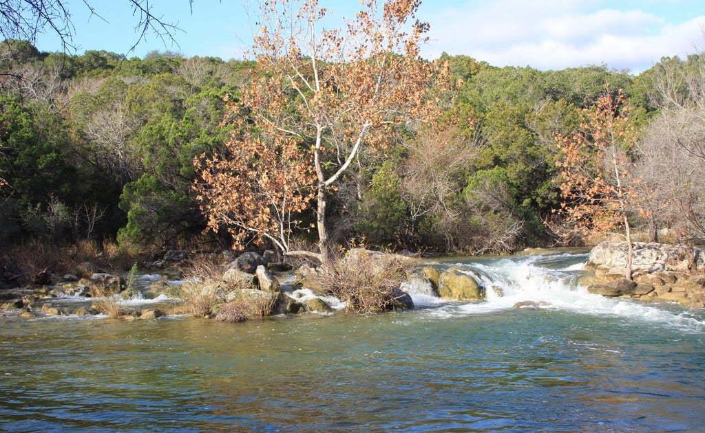 Twin Falls - Barton Creek Greenbelt
