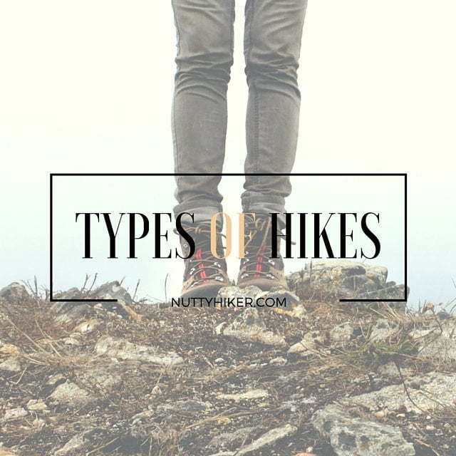 Types of Hikes