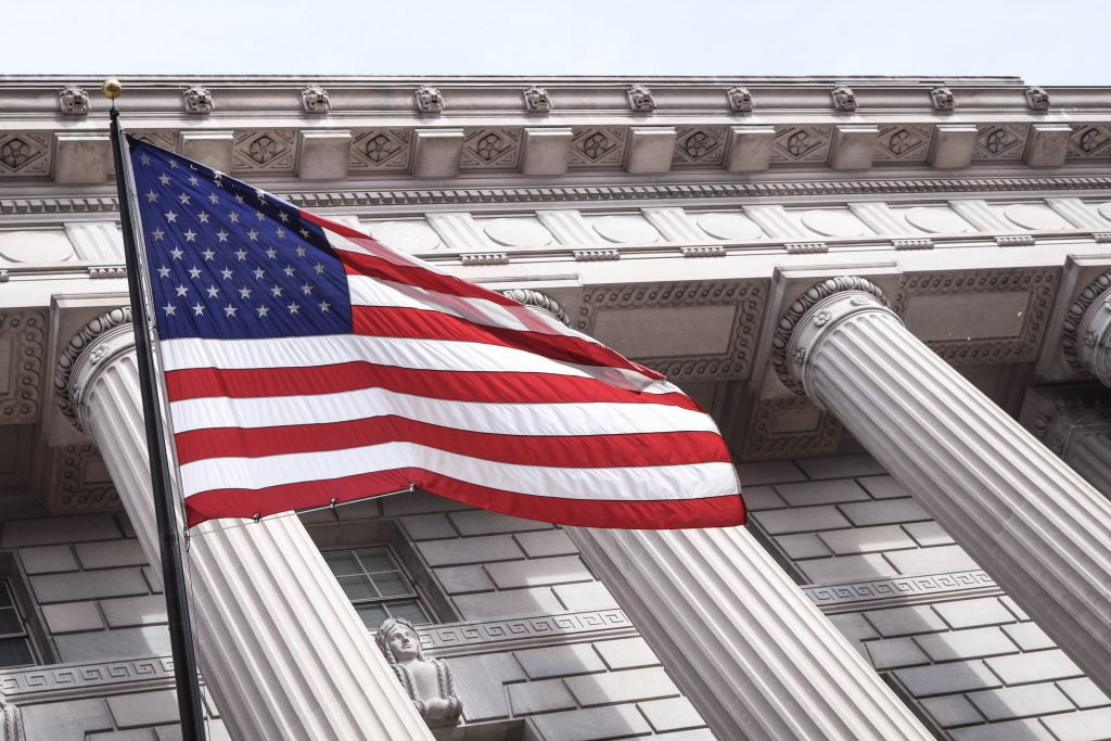 United States of America Flag - Legal