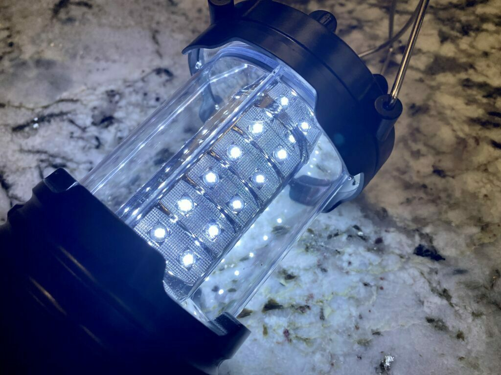 Vont LED Camping Lantern LED lights