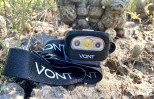 Vont Spark Headlamp NuttyHiker Reviews
