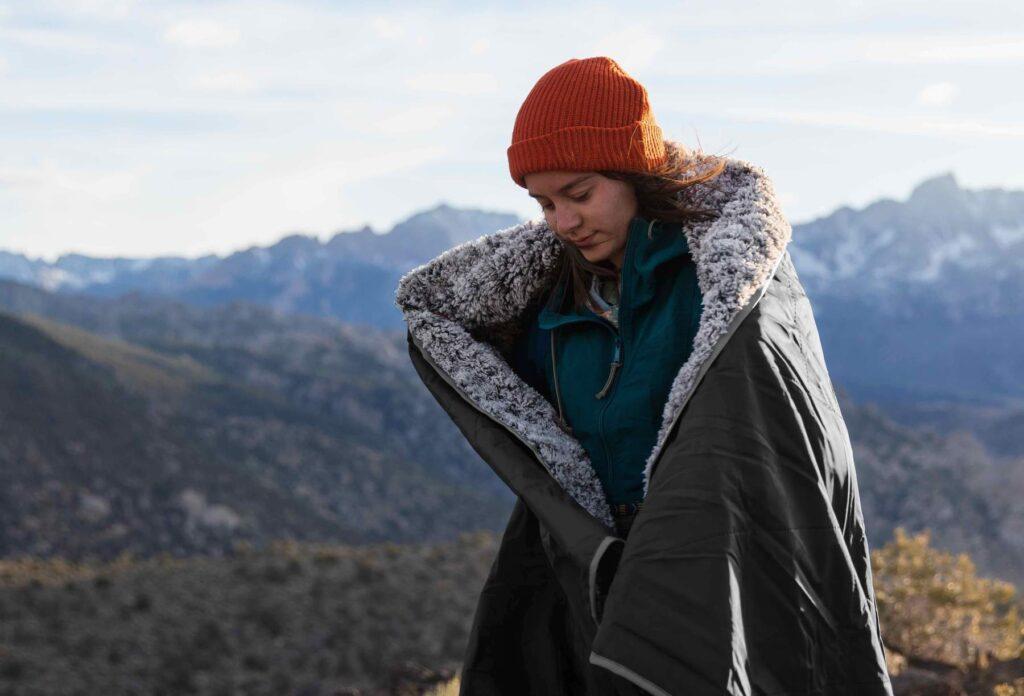 Oceas Waterproof Sherpa Blanket